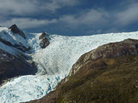 Italia Glacier