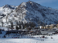 Squaw Valley Ski Resort
