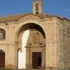 Jaca Castillo De San Pedro Iglesia Fachada