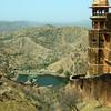 Jaigarh Fort Perimeter Walls
