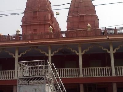 Lal Jain Mandir - Chandni Chowk