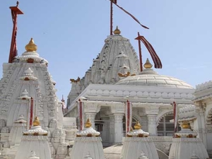 Jain Temple Triad