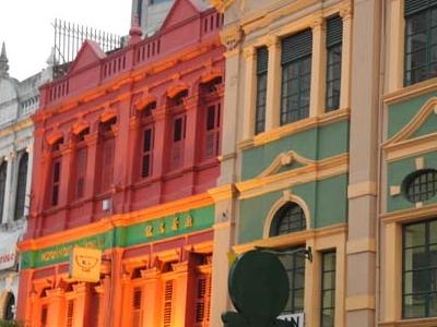 Jalan Hang Kasturi Shophouses