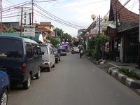 Jalan Jaksa Street