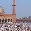 Jama Masjid Eid Panorama