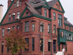 James E. Hooper House