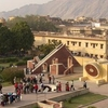 Jantar Mantar At Jaipur