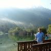 Jasna Lake Bridge - Triglav NP