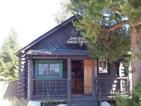 Jenny Lake Ranger Station