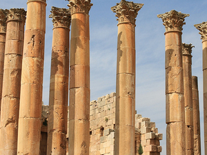 Jerash and Um Qais Tour from Amman Photos