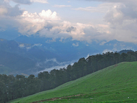 Joginder Nagar Valley