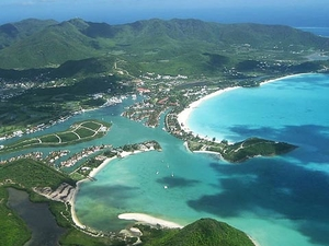 Antigua Helicopter Tour Photos