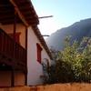 Jomsom - Kagbeni House With Apple Tree - Annapurna Nepal