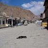Jomsom Main Street View - Annapurna Nepal