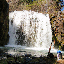 Jordan Creek Falls
