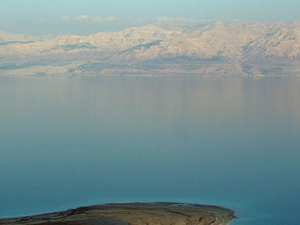 Jordan Valley & The Dead Sea