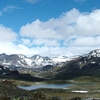 Jotunheimen Mountains Near Memurubu