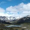 Jotunheimen Mountains Near Memurubu