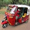 Juayua 3-Wheel Taxi