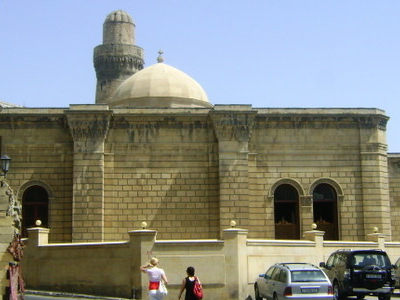 Juma Mosque   Old  City  Baku  Azerbaijan  1 9th Century 5