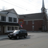 Junction Of Main And Portland Streets Yarmouth Maine