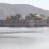 Jal Mahal Under Restoration