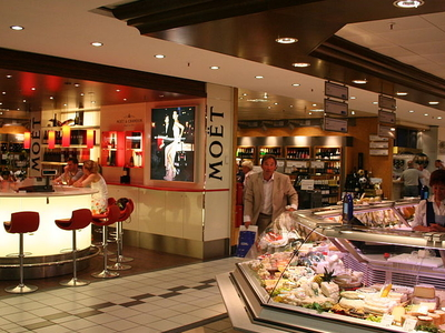 KaDeWe - The Sixth Floor Food Hall