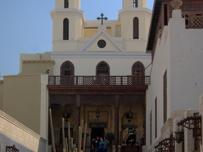 Kairo  Hanging  Church