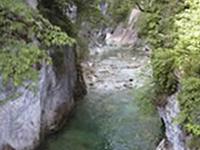 Kaiserklamm Gorge