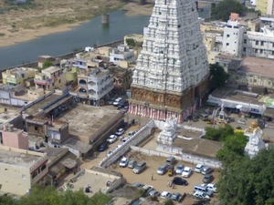 Srikalahasti Temple
