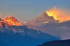 Kanchendzonga Range - Sikkim India