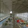 Airport Terminal Interior