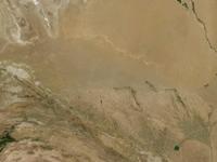 Karakum Deserto