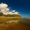 Karekare Beach View - Auckland - North Island NZ