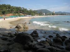 Karon Beach Rocks