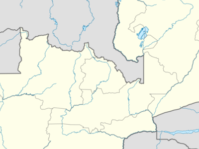 Kasama Is Located In Zambia