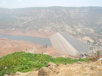 Kates Point River View - Mahabaleshwar - India