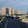 National Road 79 In Katowice