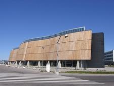 Katuaq Cultural Centre In Nuuk
