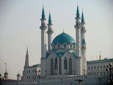 Kazan Qolşärif Mosque