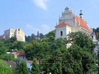 Kazimierz Dolny's Church of St Anna
