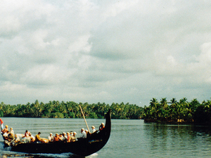 Kerala Backwater Holiday Package Photos