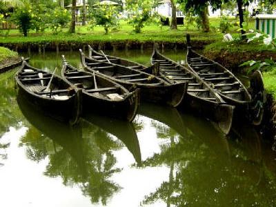 Kerala Boats