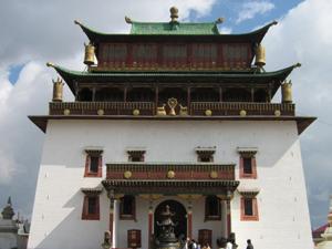 Kharagiin Khiid Monastery