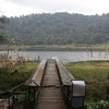 Foot Bridge Approach To The Khecheolpalri Lake