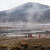 Kilimanjaro Volcano Between Horombo & Kibo
