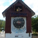 Largest Standing Cuckoo Clock