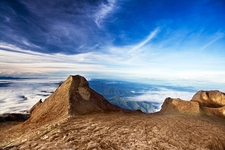 Kinabalu St. John's Peak
