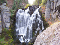 Kings Creek Falls Trail