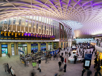 London King's Cross Railway Station
